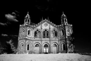 Gothic Temple... by Dave-Ellis