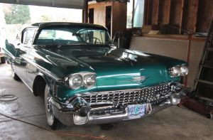 1958 Cadillac by finhead4ever