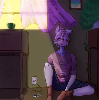 The Wait by CHibilover0