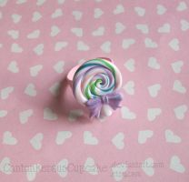 Lollipop ring - commission by CantankerousCupcake