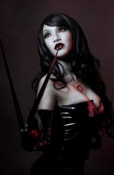 Full Metal Lust by VampBeauty