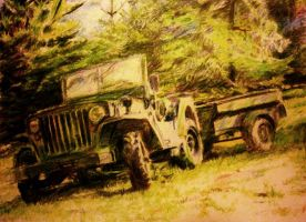 Willis Jeep by 80sdisco
