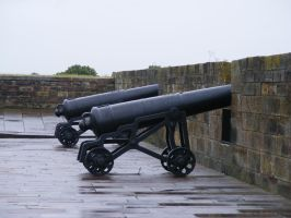 Cannons 01 by Axy-stock