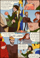 Renly and his Peach by muffinpoodle
