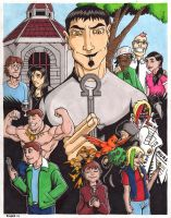Locke and Key by TheRigger
