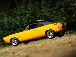 1969.hemi charger by AmericanMuscle