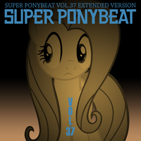Super Ponybeat Vol. 037 Mock Cover by TheAuthorGl1m0