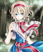 Alice Margatroid by Oshiroification