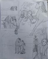 Destiny and Drake contest p.1 by StrictlyDickly