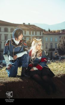 Code Geass: Akito the exiled by AyidaK