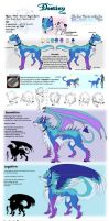 Destiny Ultimate Ref Sheet by RonTheWolf