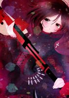 Ruby Rose by Daiyaku