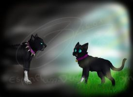 Scourge - Myself ? -Speedpaint- by Espenfluss
