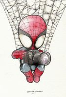 little spiderman by bua