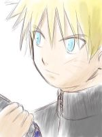 Naruto Quickie by christenlanger