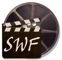 Steampunk Victorian Video SWF file Icon by pendragon1966