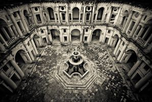 Convent Of Christ - Part 2 by jpgmn