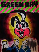 green day poster by stjaimy