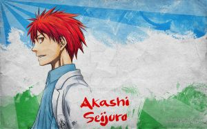 Akashi Wallpaper by teixxx