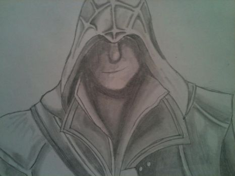 Ezio by KingdomOfMine