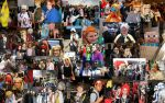 Comic con cosplayers collage by pikachu203