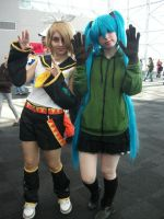 NYAF-NYCC 2011 Vocaloid by IoniaFreak