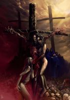 The Apostasy of Christ by kingzog