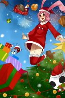 12Tails Merry Christmas by lolicon483