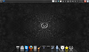 My Desktop 2011-09-14 by Zwopper