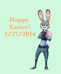 Judy's Easter 2016 by Whitewolfgirl