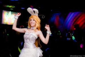 Milla Maxwell Bunny by GS-Force