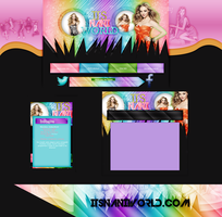 ItsNaniWorld new design by CandyBiebs