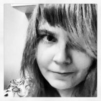 Me, black and white, 2013 (3) by Jessi-element