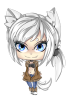 Ashley chib by AshleyShiotome