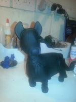 Knight pony WiP, really need a name XD by McMesser