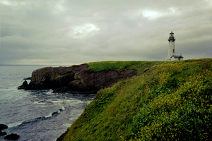 Lighthouse at Yaquina Head 01 by DalCais