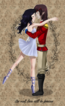 .The Brave Tin Soldier. by MeruChibi