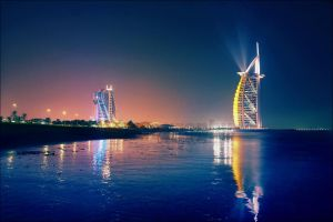 Burj Al Arab by DeeMaaH