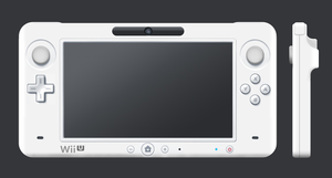 Wii U Controller Redesign by TheCongressman1