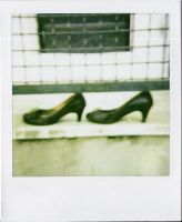 chaussures. by moumine-polaroid