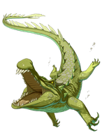 PVE Crocodile 756 by MoonYeah