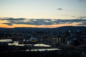 Oslo, Norway by Kdv42