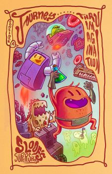 A Journey Through Imagination by RYE-BREAD