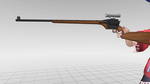 Revolver rifle for MMD WIP8 by MasterOfHelium