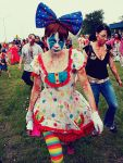 Coulrophobia by FreemanPhoto