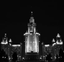 Moscow State University 2 by HaeMa