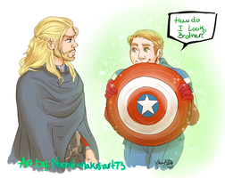 Were You Expecting This?-THOR SPOILERS- by naomi-makes-art73