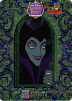 DV3 Card: Maleficent by Maleficent84