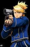 Riza Hawkeye by MasonEasley