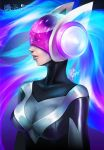 DJ Sona Ethereal by goldhedgehog